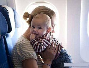 نکاتی برای مسافرت رفتن با نوزاد