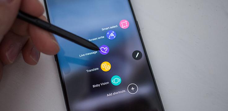 بهترین گوشیهایی که در 2018 خواهند آمد