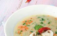 سوپ سفید، پرطرفدارترین سوپ مجلسی