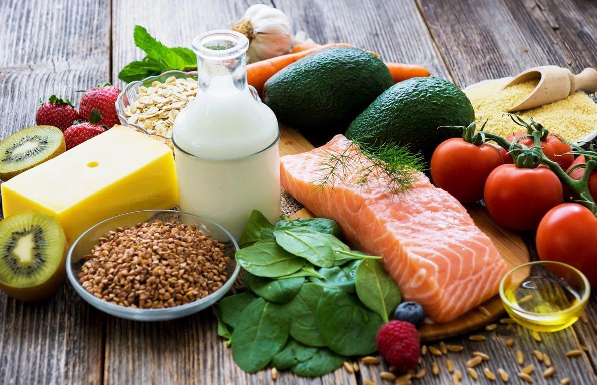 سیزده مسیر به سوی رژیم غذایی سالم