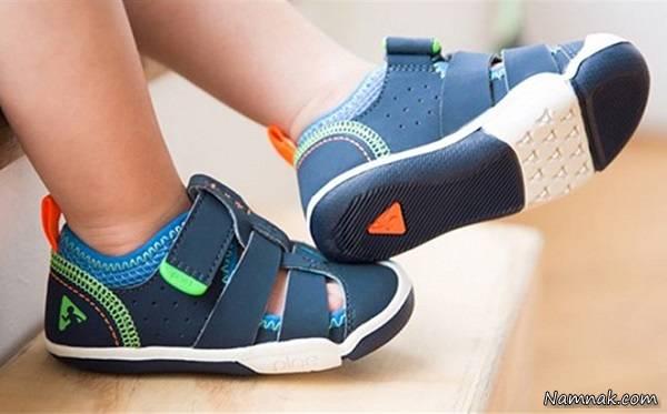 خرید کفش برای کودک