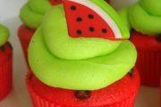 طرز تهیه کاپ کیک انار ویژه شب یلدا