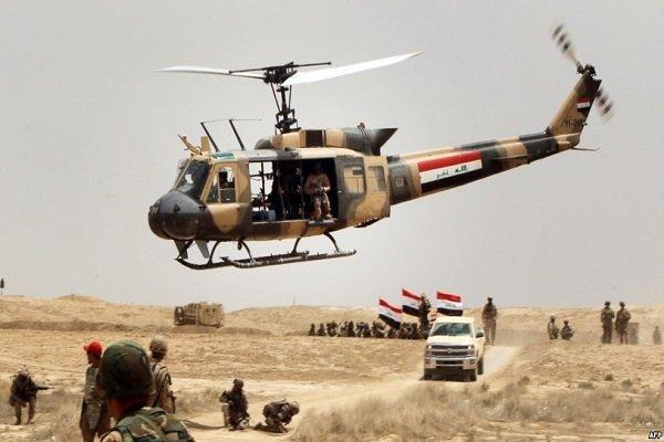 عملیات پاکسازی باقیماندههای داعش در عراق ادامه دارد