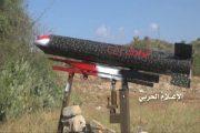 موشکهای شلیکشده، به هدف اصابت کرده است