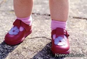 ترفندهایی برای خرید کفش مناسب کودک
