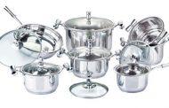 راه های برق انداختن ظروف استیل